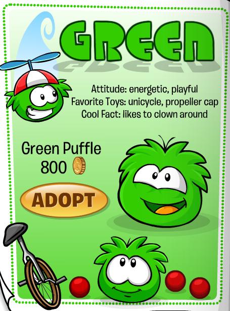 green-puffle