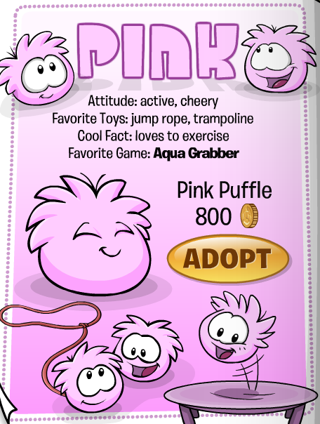 pink-puffle